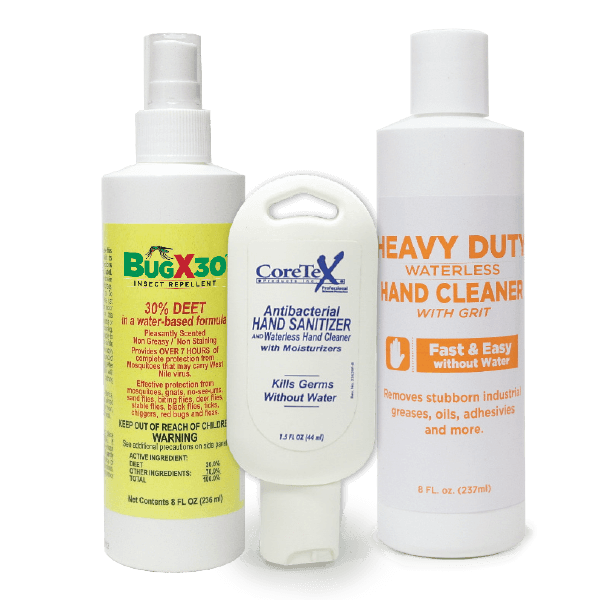 Bug X 30, Hand Sanitizer, Hand Cleaner